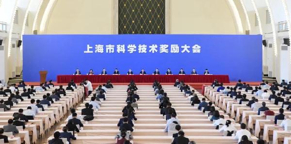 我校三项科研成果荣获2019年上海市科学技术奖