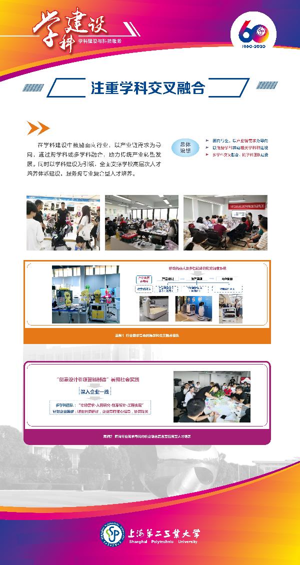 学科建设与科技服务-注重学科交叉融合